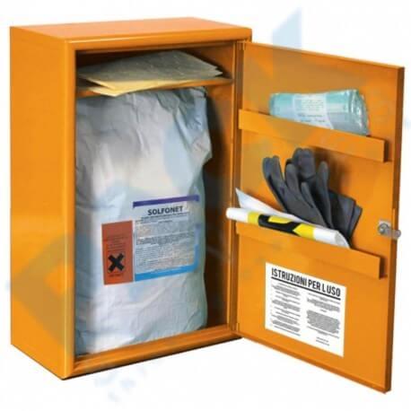 Kit Emergenza Acido per Stazioni di Stoccaggio