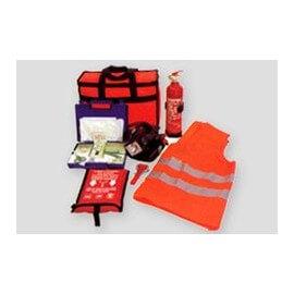 Kit Antincendio e Primo soccorso per Auto