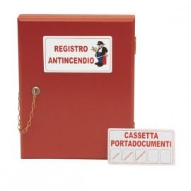 Cassetta Portadocumenti