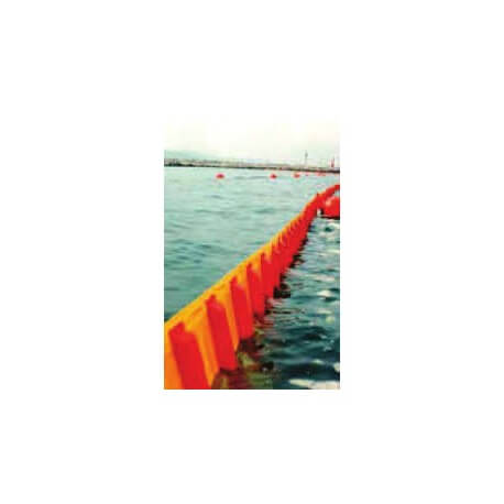 Barriera per Protezione e Contenimento in Alto Mare