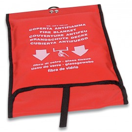 Coperta Antifiamma Media