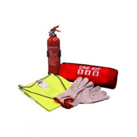Kit Antincendio per Auto