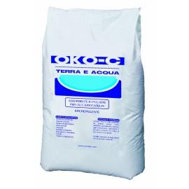 Assorbitore in Polvere per Oli e Idrocarburi