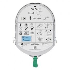 Pad-Pak Reintegro Defibrillatore