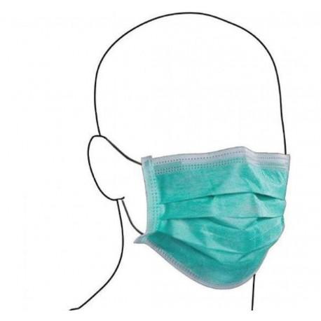 Mascherine 3 Veli Chirurgiche - Scatola da 50 PZ.