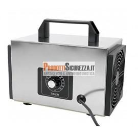 Ozonizzatore / Sanificatore D'aria con Timer - Produzione di ozono 20 g/h