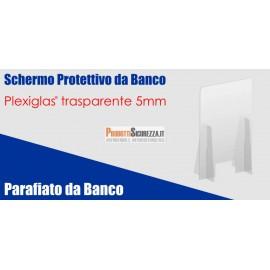 Schermo Protettivo Parafiato in Plexiglass L100 x H75