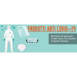 PRODOTTI PROTEZIONE DA CORONAVIRUS ( COVID-19 )